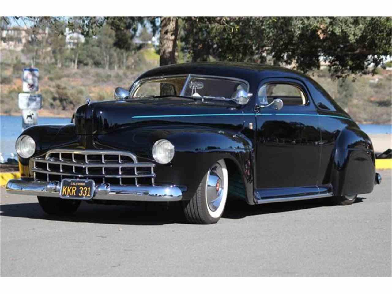 Cars For Sale San Diego >> 1947 Mercury Monarch for Sale | ClassicCars.com | CC-759091
