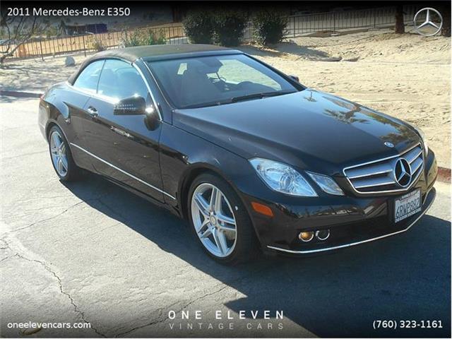 2011 Mercedes-Benz E350 | 750914