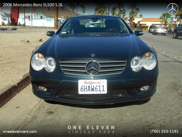 2006 Mercedes-Benz 500SL | 750915