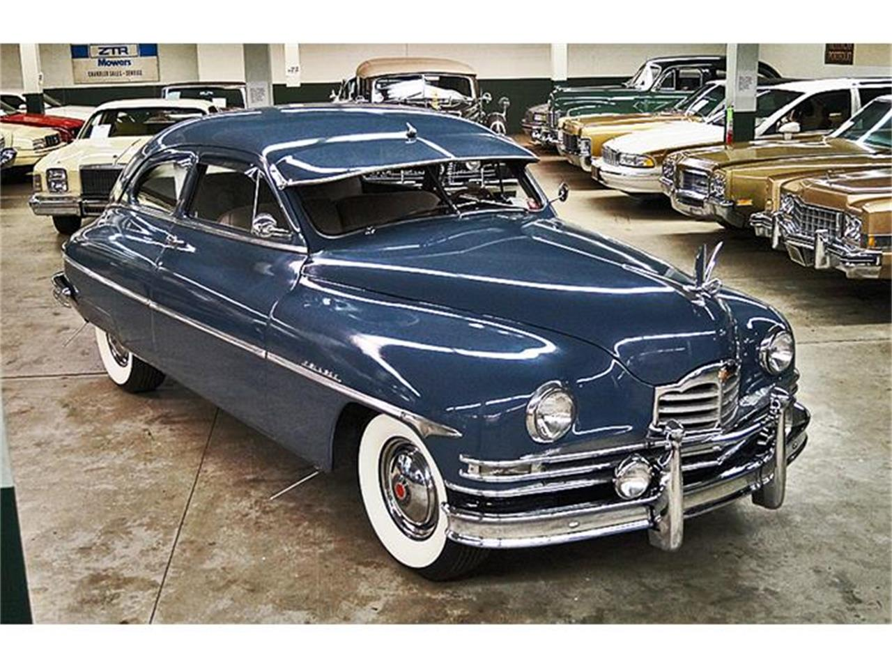 Trucks Under 5000 >> 1950 Packard Deluxe Eight for Sale | ClassicCars.com | CC-759157