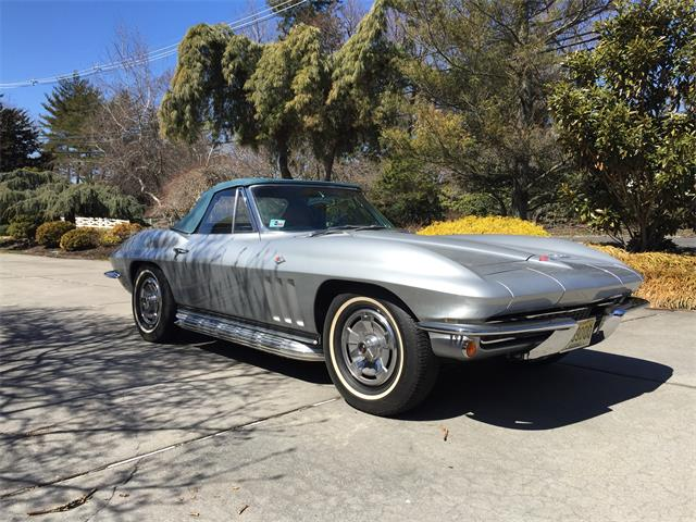 1966 Chevrolet Corvette Stingray | 750921