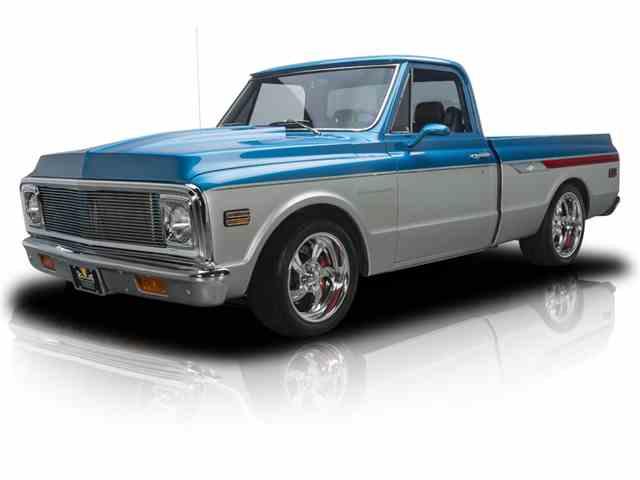 1971 Chevrolet C10 Cheyenne Pickup Truck | 759261