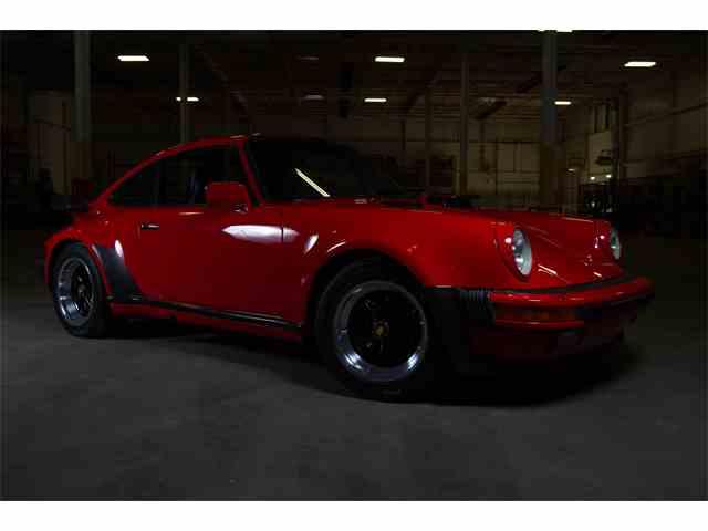 1986 Porsche 930 Turbo | 750936