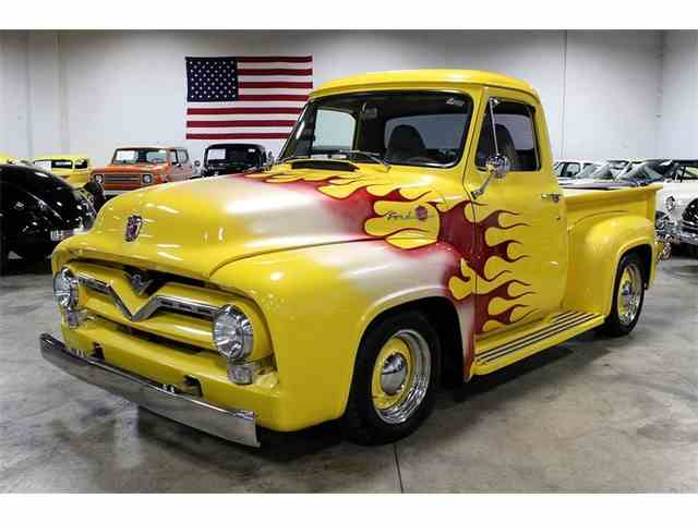 1955 Ford F100 | 759393
