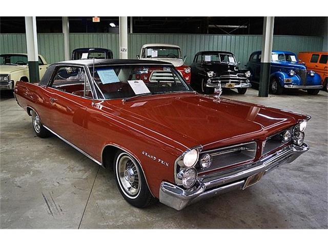 1963 Pontiac Grand Prix | 759401