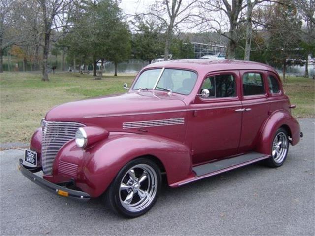1939 Chevrolet Sedan | 759434