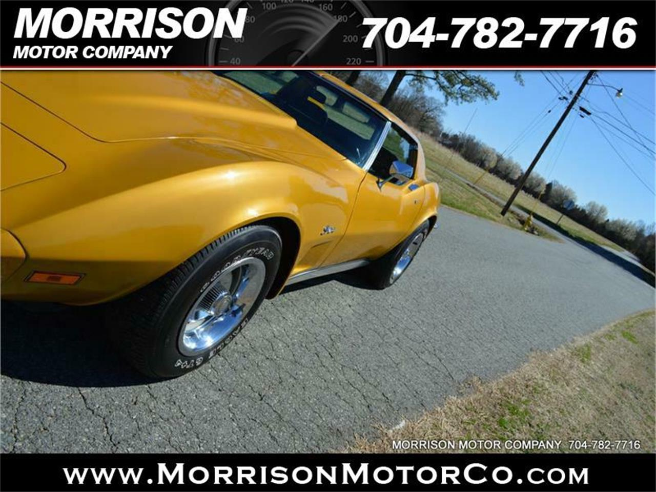1973 Chevrolet Corvette For Sale Cc 759439