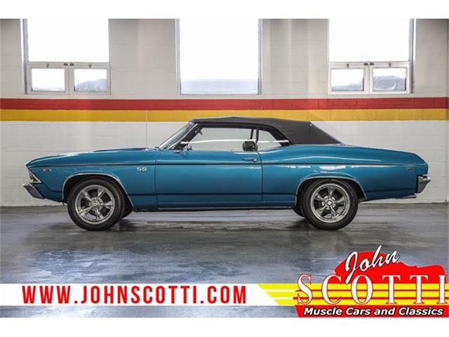 1969 Chevrolet Chevelle SS | 759459