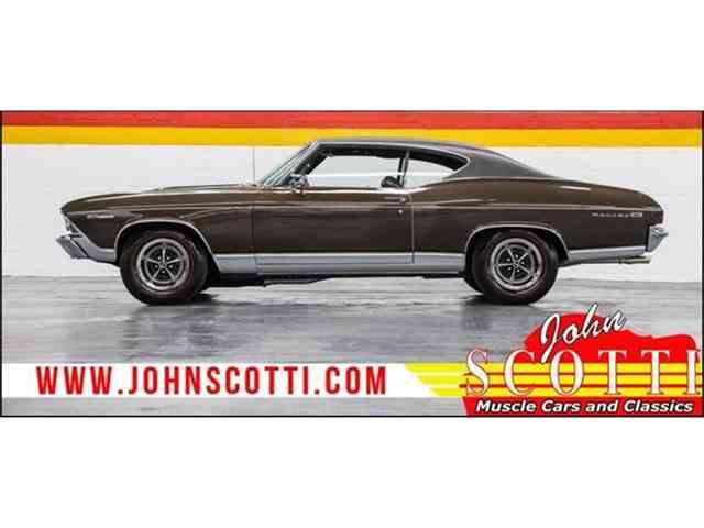 1969 Chevrolet Malibu | 759460