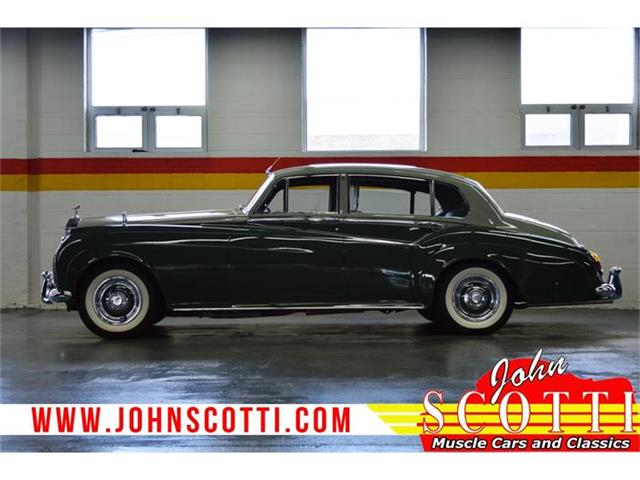 1962 Rolls-Royce Silver Cloud II | 759484