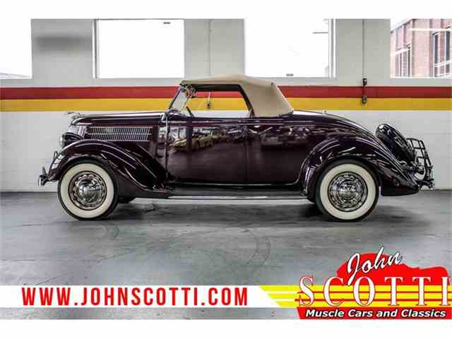 1936 Ford Deluxe | 759555