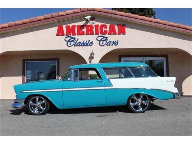 1956 Chevrolet Nomad | 759576