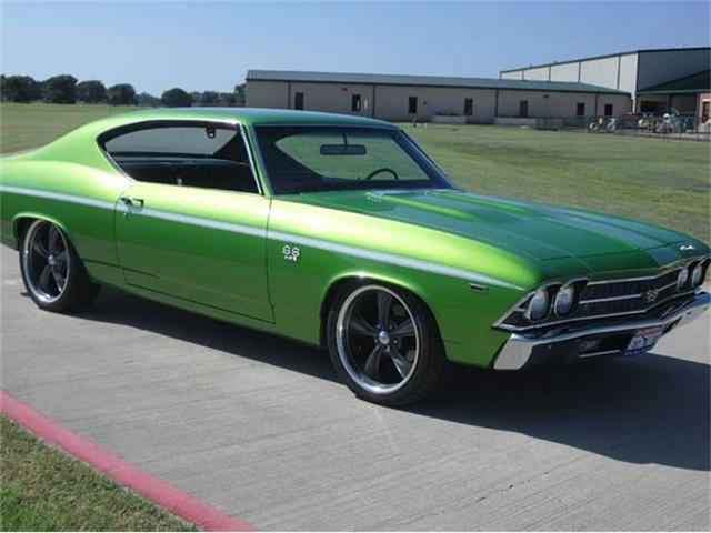 1969 Chevrolet Chevelle | 750964