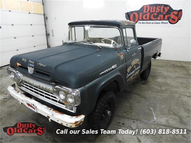 1960 Ford F100 | 759707