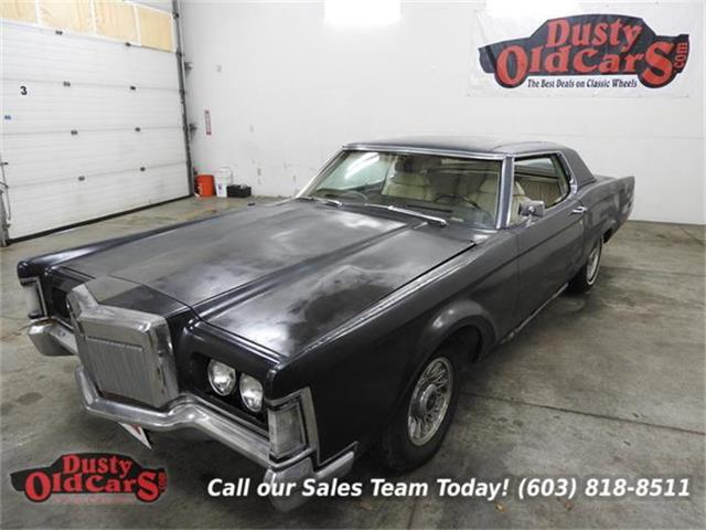 1969 Lincoln Continental Mark II | 759711