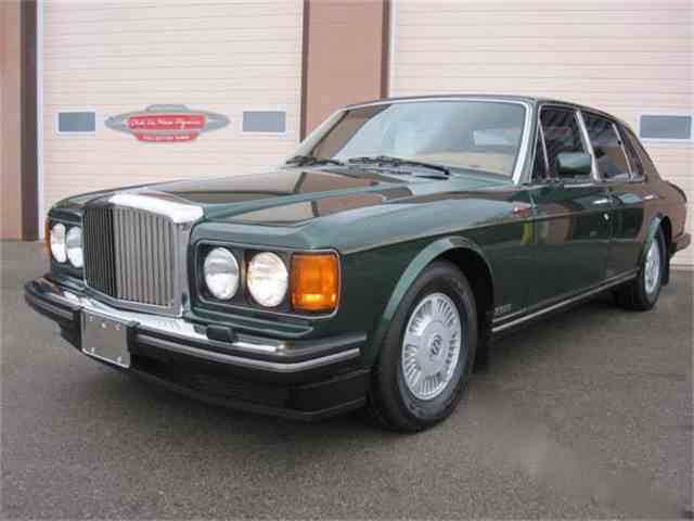 1992 Bentley Mulsanne S | 759713