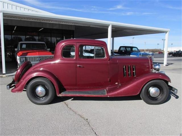 1933 Chevrolet 2-Dr Coupe   759747