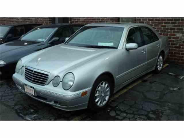 2001 Mercedes-Benz E-Class | 759761