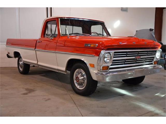 1968 Ford Ranger | 759783