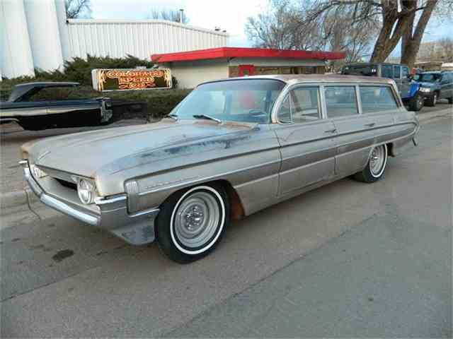 1961 Oldsmobile Wagon | 759811