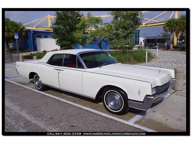1966 Lincoln Continental | 759830