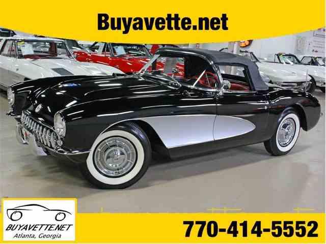 1957 Chevrolet Corvette | 759848