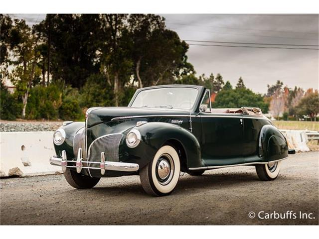 1941 Lincoln Zephyr | 759899
