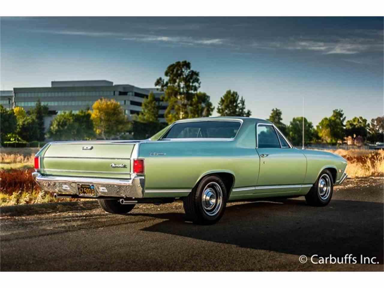 1968 Chevrolet El Camino For Sale Classiccars Com Cc