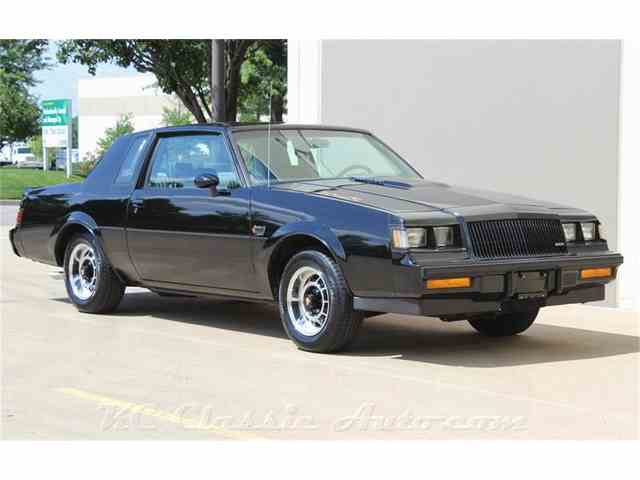 1987 Buick Grand National Turbo V6 Low Miles | 759928