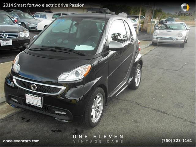 2014 Smart fortwo electric drive Passion | 759966