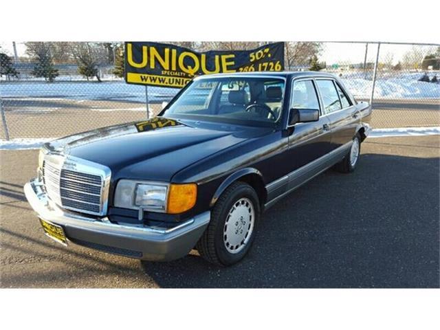 1986 Mercedes-Benz 560 | 759970