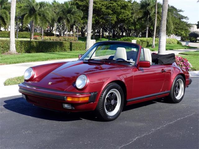 1989 Porsche 911 Carrera | 760113