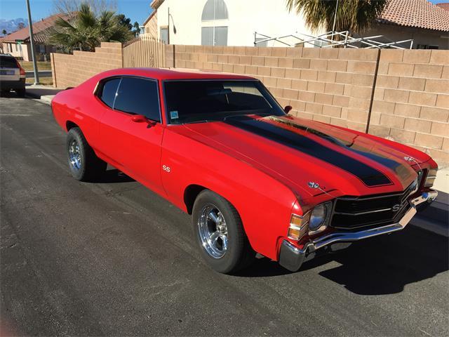 1971 Chevrolet Chevelle | 760123