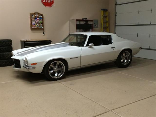 1972 Chevrolet Camaro RS | 760124