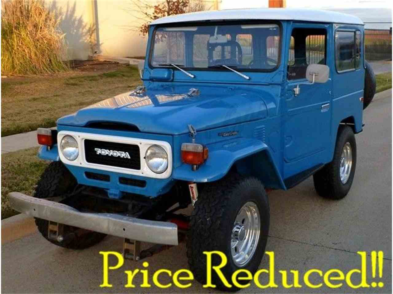 1980 toyota land cruiser fj for sale. Black Bedroom Furniture Sets. Home Design Ideas