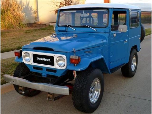 1980 Toyota Land Cruiser FJ | 761348