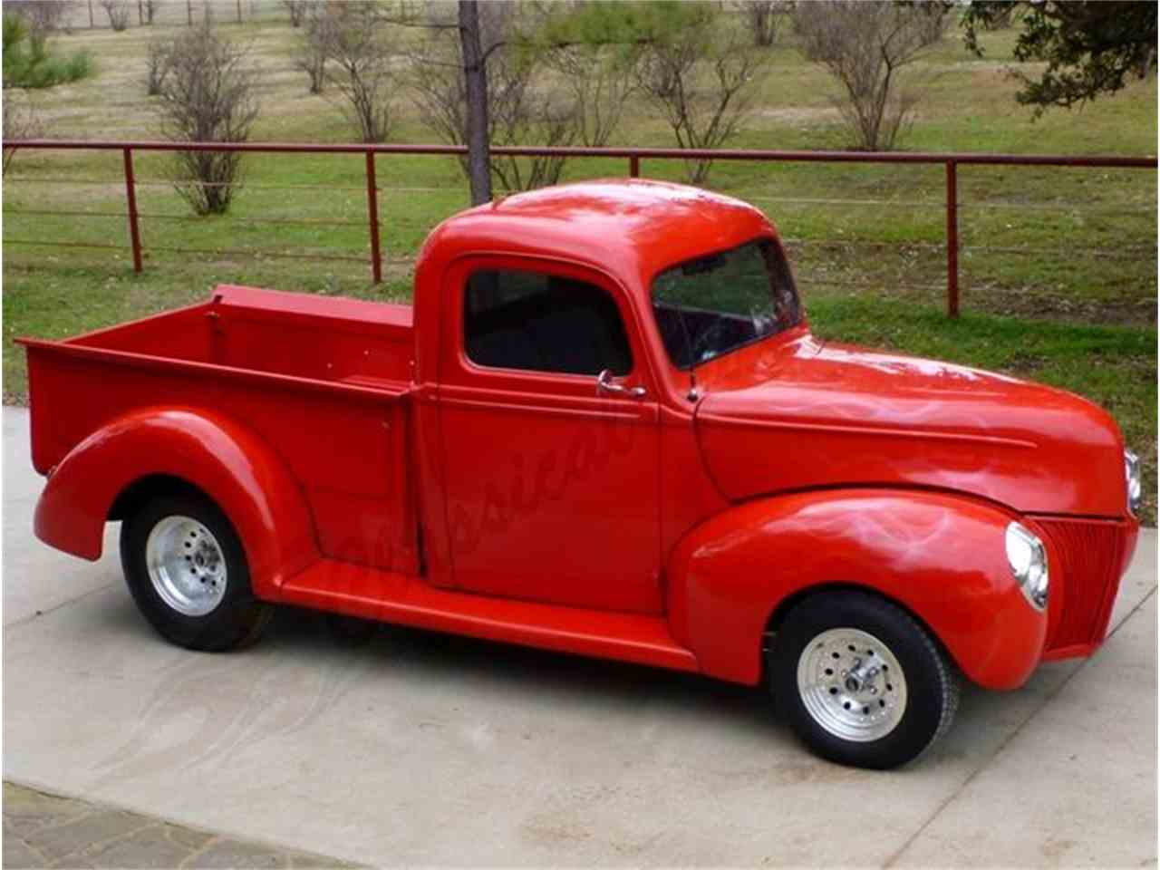 1940 ford pickup for sale cc 761350. Black Bedroom Furniture Sets. Home Design Ideas