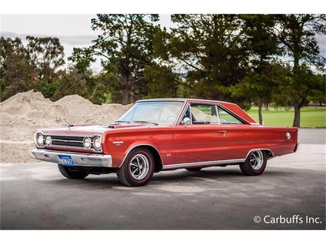 1967 Plymouth GTX | 761361