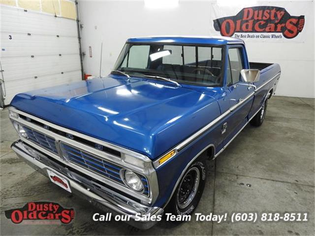 1973 Ford F100 | 761369