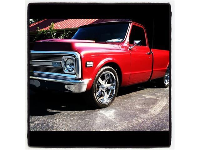 1970 Chevrolet C10 | 760138