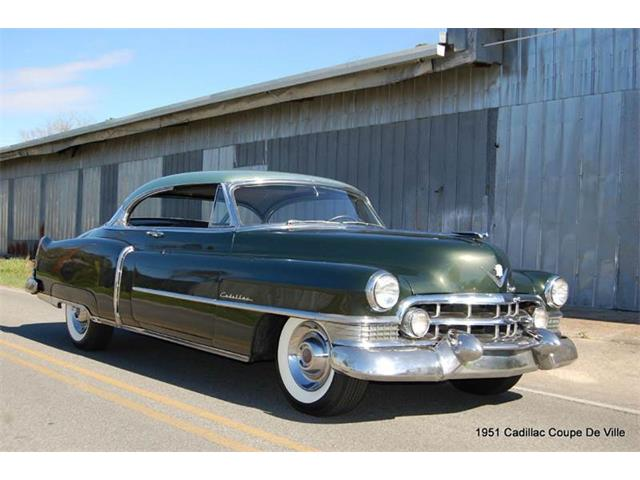 1951 Cadillac Coupe DeVille | 760139