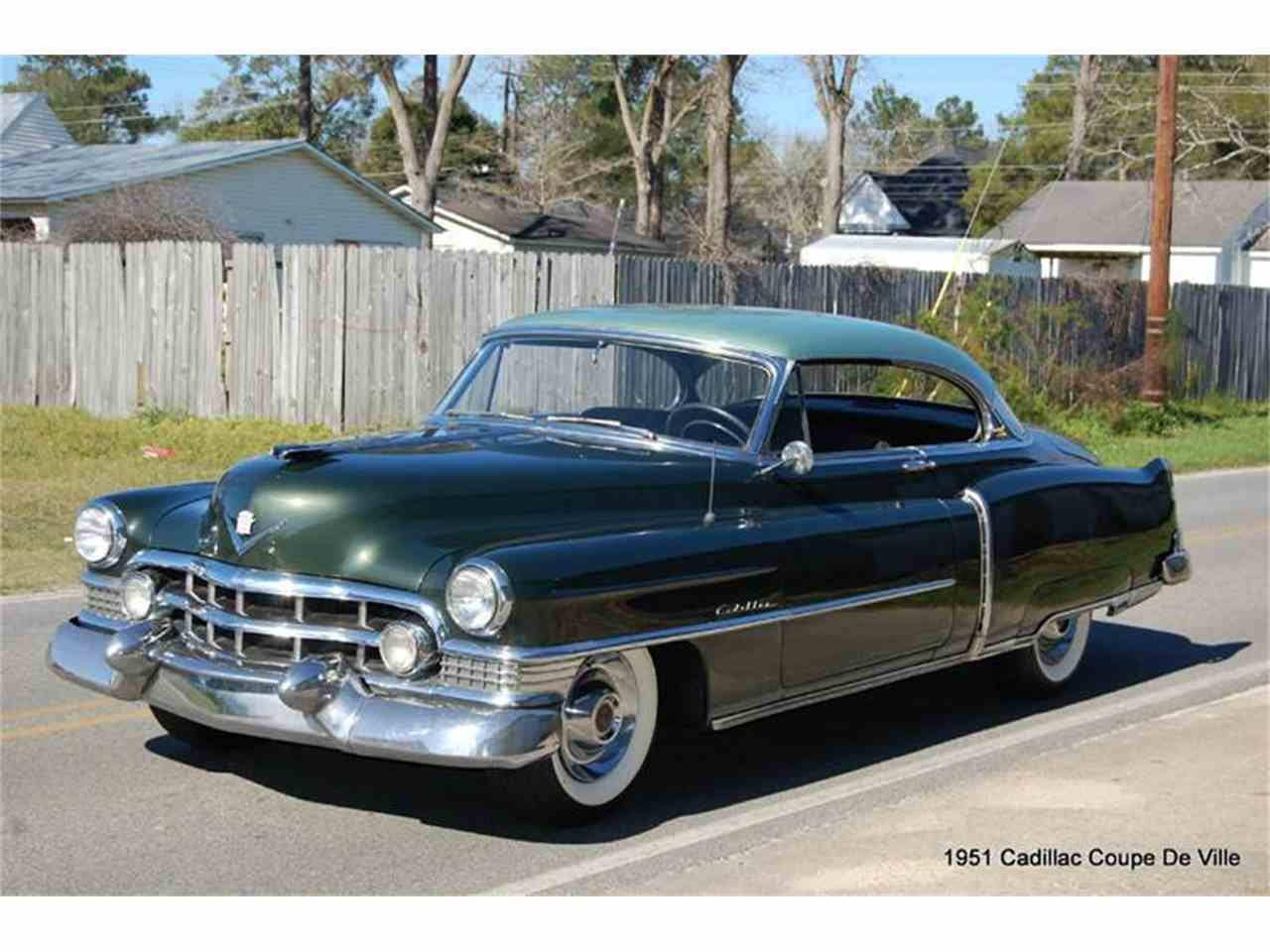 1951 Cadillac Convertible Value For Sale