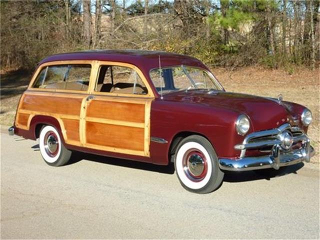 1949 Ford Woody Wagon | 761420