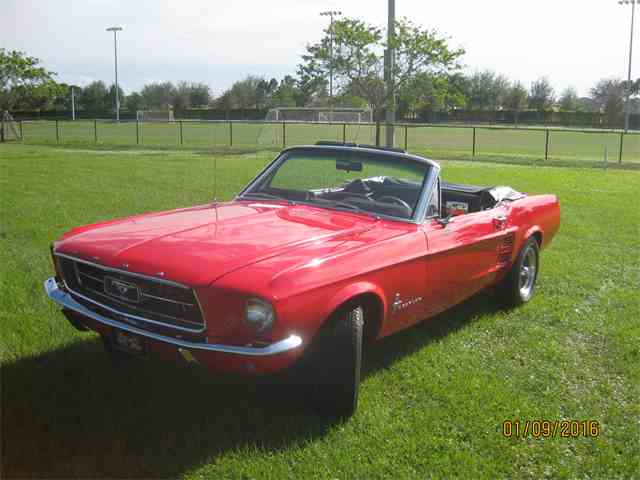 1967 Ford Mustang | 761422