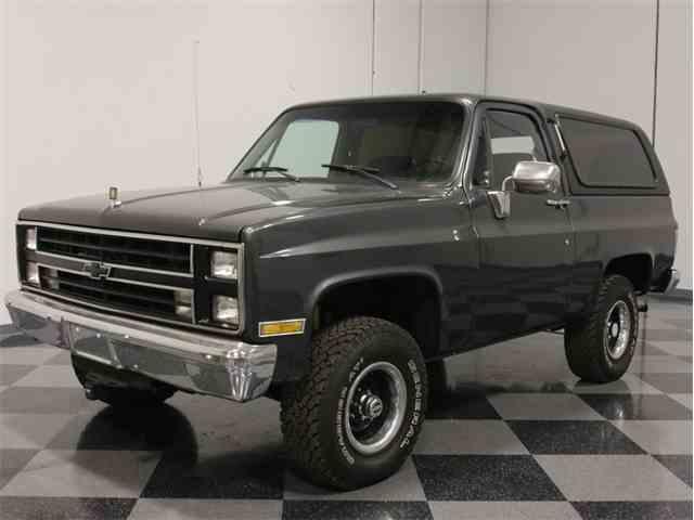 1987 Chevrolet Blazer | 761430