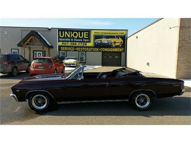 1967 Chevrolet Chevelle | 761437