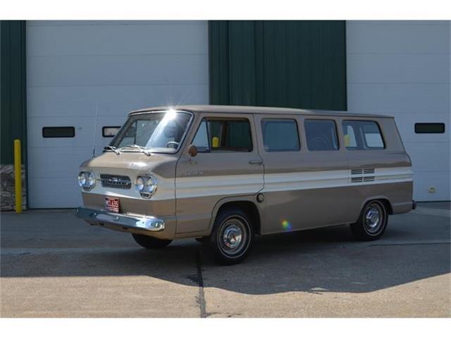 1962 Chevrolet Corvair | 761462