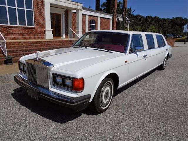 1989 Rolls-Royce Silver Spur | 761486