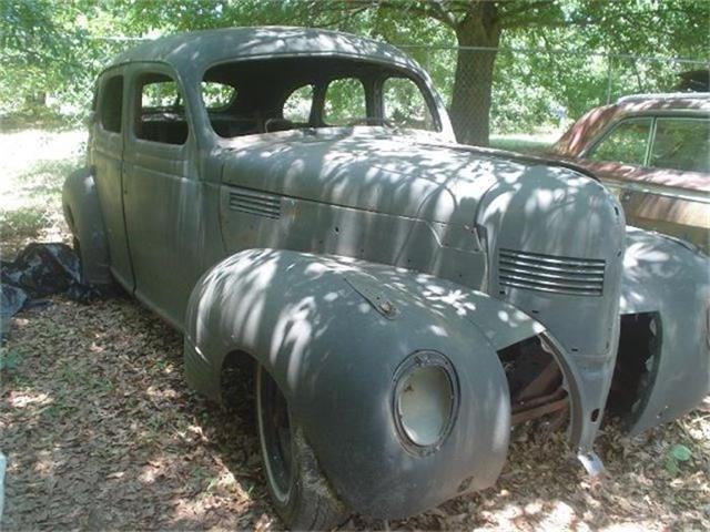 1939 Dodge Sedan | 761495