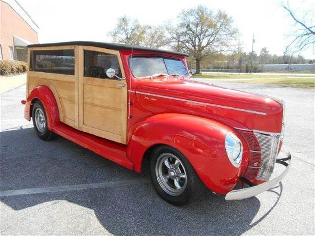 1940 Ford Woody Wagon | 761496